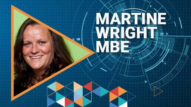 Martine Wright MBE Poster